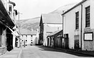 Cwmaman, Fforchaman Road 1 c1955