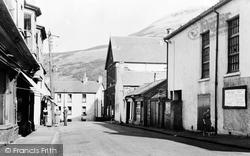 Cwmaman, Fforchaman Road 1 c.1955