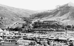 Cwmaman, From Bright Eye c.1955
