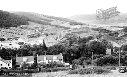 Cwmaman, Lower End c.1955
