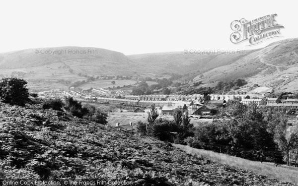 Cwmaman, Top End c1955