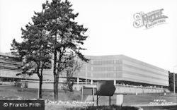 Cwmbran, Car Park c.1960