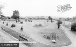 Cwmbran, Cocker Avenue Park c.1960