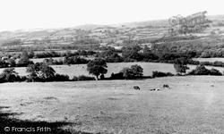 Cwmbran, General View c.1955