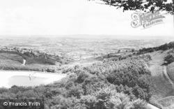 Cwmbran, General View c.1960