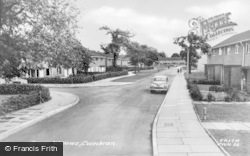 Cwmbran, Green Willows c.1960