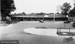 Cwmbran, Llan-Yr-Avon Square c.1960