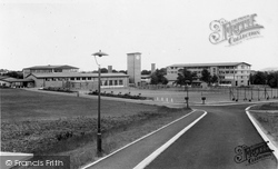 Cwmbran, The New School c.1960