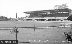 Cwmbran, The Stadium c.1960