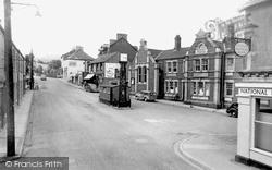 Cwmbran, Victoria Street c.1960