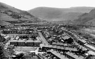Cwmcarn, General View 1954