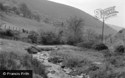 Cwmcarn, Nant Carn 1954