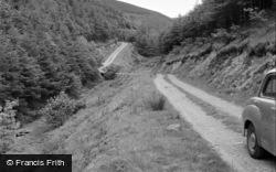 Cwmcarn, Pontypool Mountain 1957