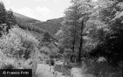 Cwmcarn, Rock Cottage 1959