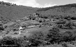 Cwmcarn, The Craig c.1957