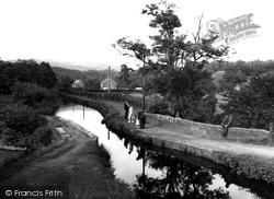 Canal Bank c.1955, Cwmgiedd