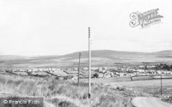 Cwmllynfell, General View c.1965