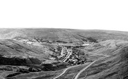 Cwmparc, view from Craig Ogwr c1955