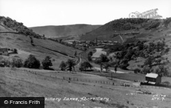 Cwmtillery, Lakes c.1955