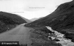 The Ystwyth Valley Towards Llangurig 1961, Cwmystwyth