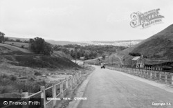 Cymmer, General View c.1950