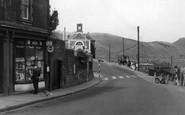 Cymmer, Station Road c1953