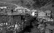 Cymmer, the River c1955