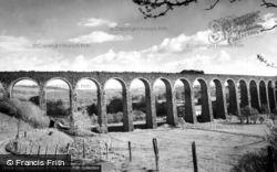 Cynghordy, Viaduct c.1965