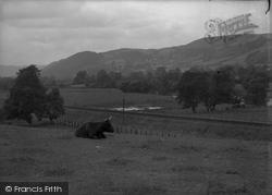 Cynwyd, The Dee Valley 1936