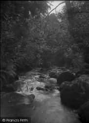 Cynwyd, The Glen 1936