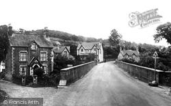 Cynwyd, The Village c.1932