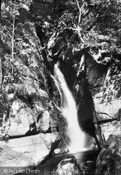 Cynwyd, Waterfall 1888