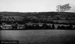 Dacre Banks, From The Youth Hostel c.1955