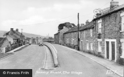Daddry Shield, The Village c.1950