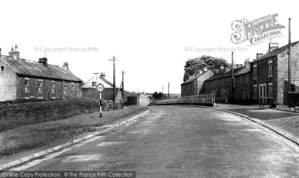 Daddry Shield, the Village c1955