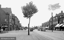 Dagenham, Becontree Avenue c.1950