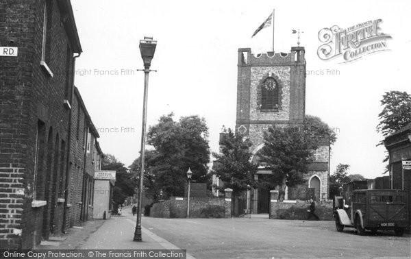 Photo of Dagenham, c.1950