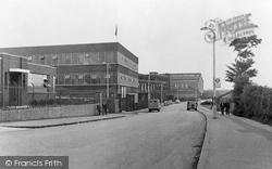 Dagenham, Chequers Lane c.1950