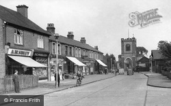 Dagenham, Church Street c.1950