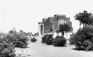 Dagenham, Civic Centre c1950