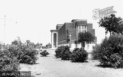 Dagenham, Civic Centre c.1950