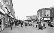 Dagenham, Heathway Shopping Centre 1948
