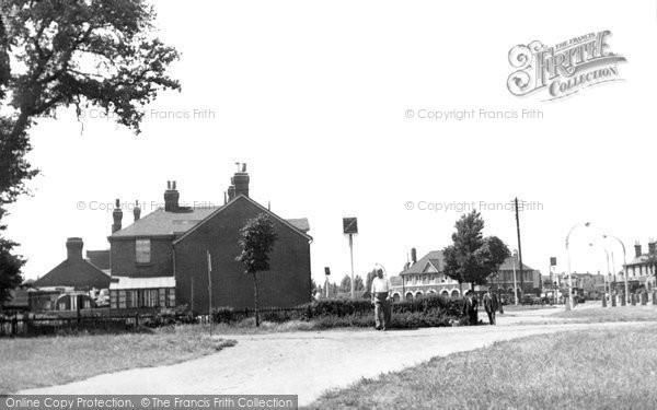 Photo of Dagenham, Nanny Goat Common c.1950