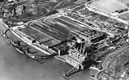 Dagenham, the Ford Works c1950