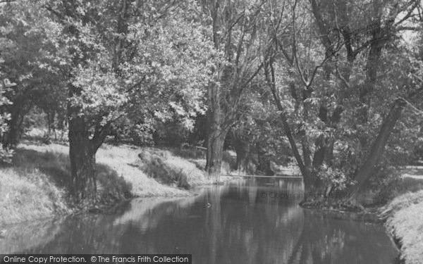 Photo of Dagenham, The Grounds, Valence House c.1960