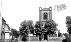 Dagenham, The Old Church Of St Peter And St Paul c.1960