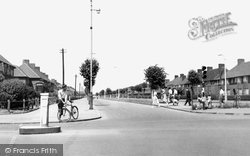 Dagenham, Valence Avenue c.1955
