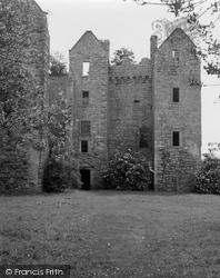 Dailly, Dalquharran Castle 1951