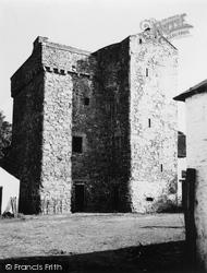 Dalbeattie, Drumcoltran Castle 1951