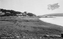 Dale, The Beach 1955